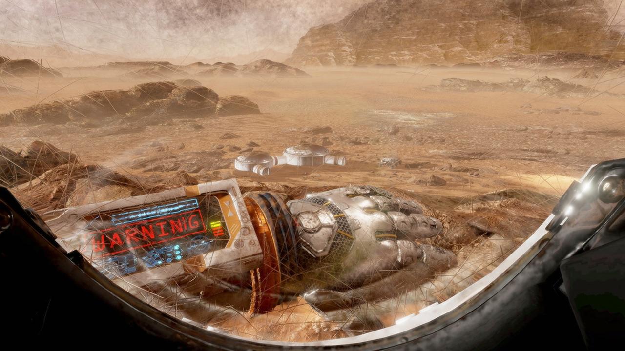 L'expérience VR Seul sur Mars arrive demain sur PlayStation VR et Vive