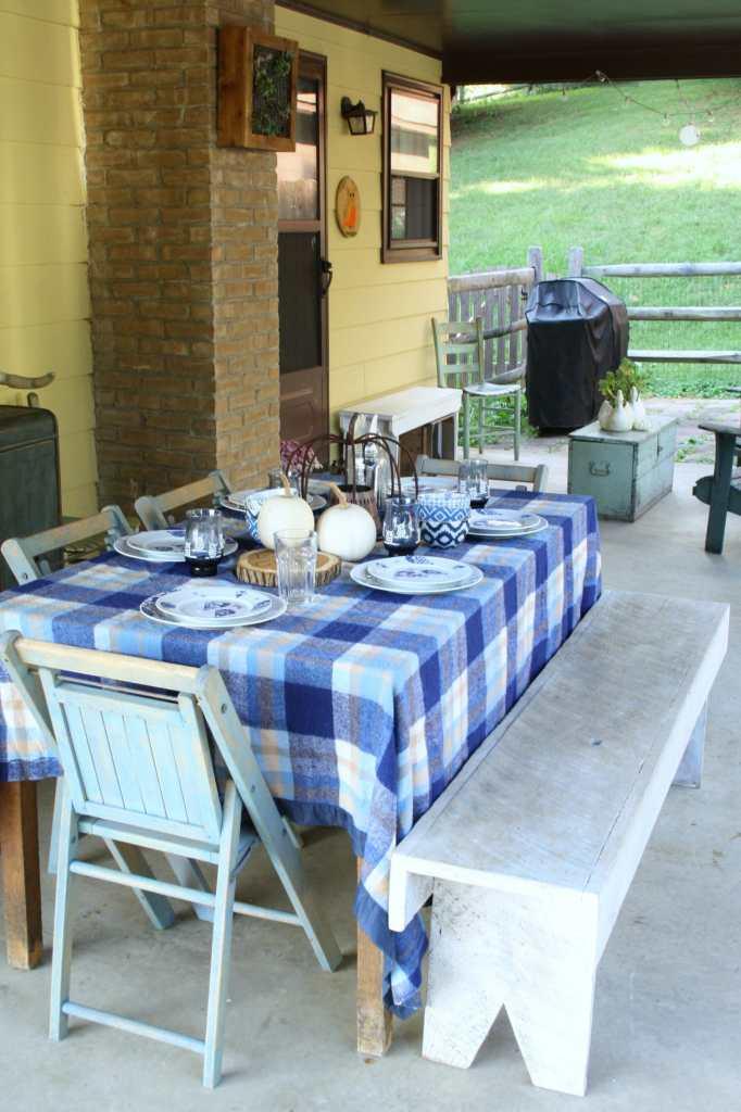 BSHT Porch Table