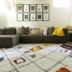 Bringing Color into the Playroom with a New Rug