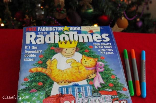 christmas tradition radio times_