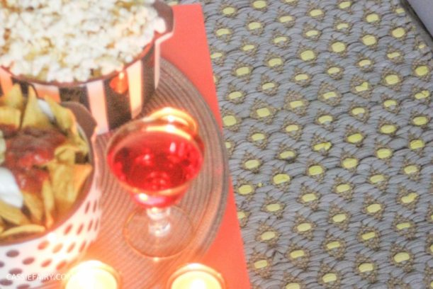 coffee table styling for work tea and romantic evening