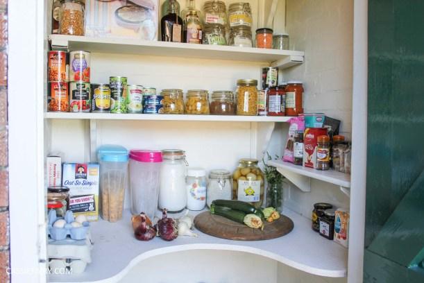 kitchen interior design storage idea pantry inspiration-12