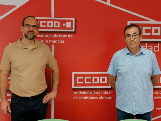 José Manuel Muñoz y Paco de la Rosa