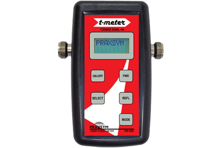 Praxsym t-meter PM-4900 (2.4, 4.9, 5.3, 5.4 and 5.8GHz)
