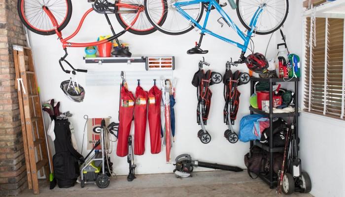 Garage Organization Made Easy