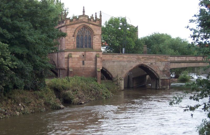 The Chapel on the Bridge