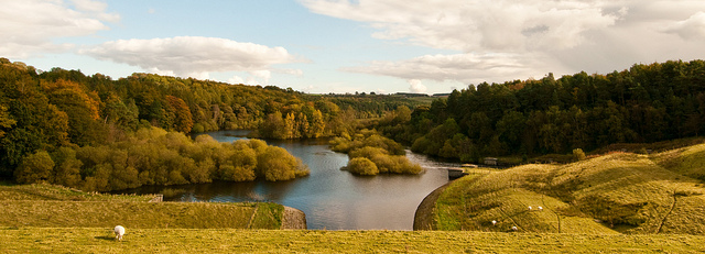 Swinsty Reservoir by TomMarsh - Walks in Harrogate