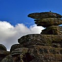 Brimham Rocks by Alison Christine