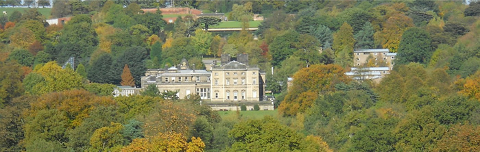 Walks in Wakefield - Bretton Hall