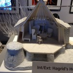 model of Hagrid's hut