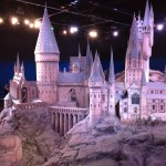 Large scale model of Hogwarts
