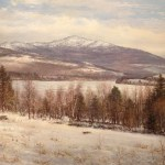 Mount Monadnock in Winter, William Preston Phelps, around 1900
