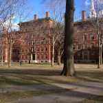 Harvard University's Thayer Hall