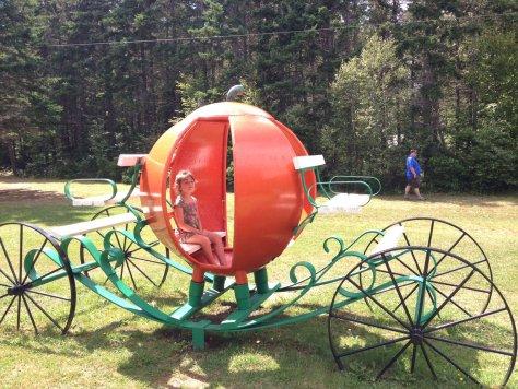 Kings Castle Provincial Park on Prince Edward Island