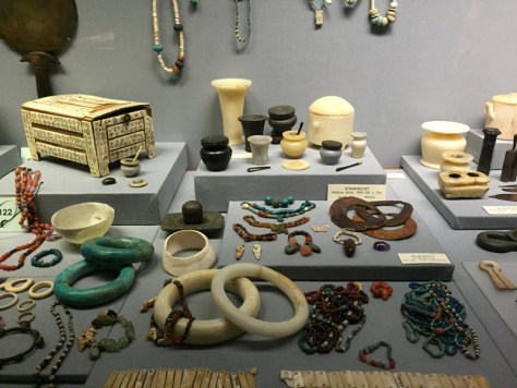 beautiful Egyptian objects in the Egyptian and Near Eastern Collection