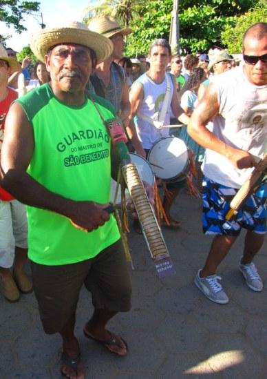 mestre congo Barra do Jucu e o congo