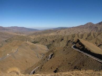 estrada marrocos montar roteiros de viagem