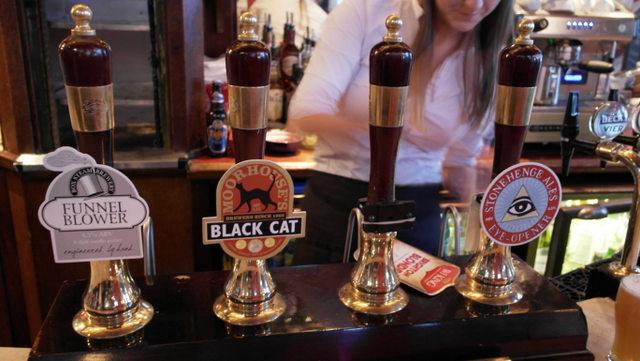 pubs históricos em Londres