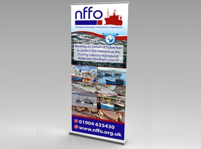 NFFO exhibition stand