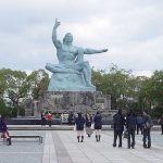 長崎平和公園・平和祈念像