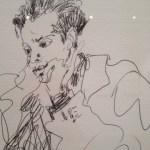 Alvaro Siza: Viagem Sem Programa, disegni e ritratti, at the Fondazione Querini Stampalia
