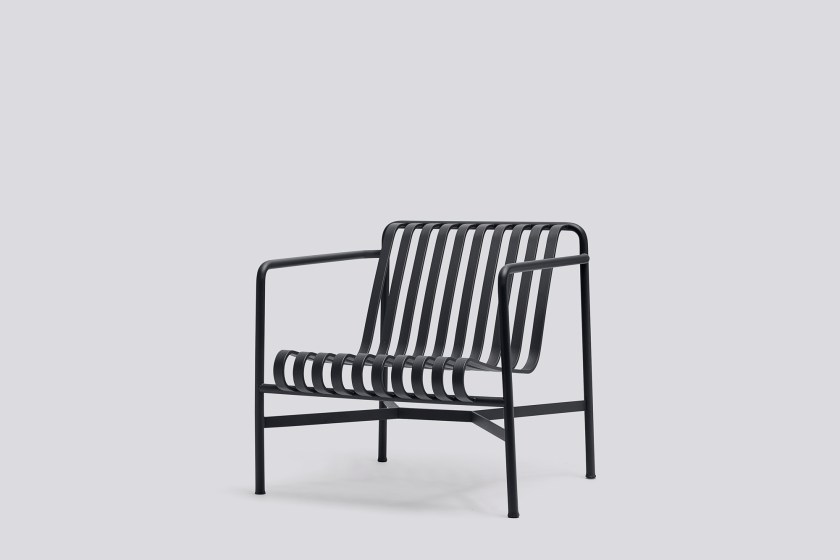 Palissade Lounge Chair Low anthracite £259