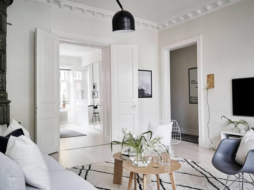 I wish I lived here: a calm living room