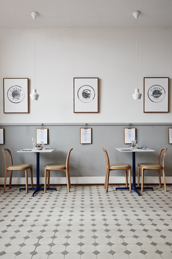Finlandia Caviar, Helsinki by Joanna Laajisto