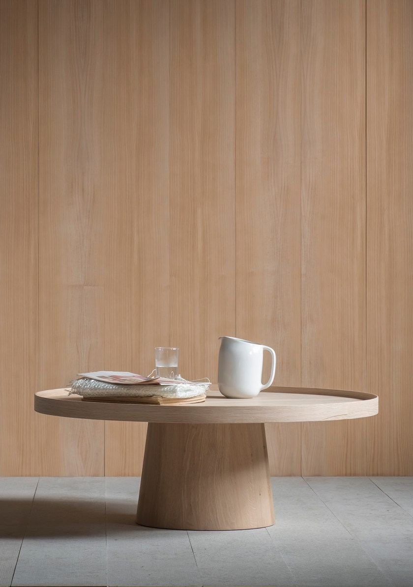 Pinch Rodan table - minimal design - furniture