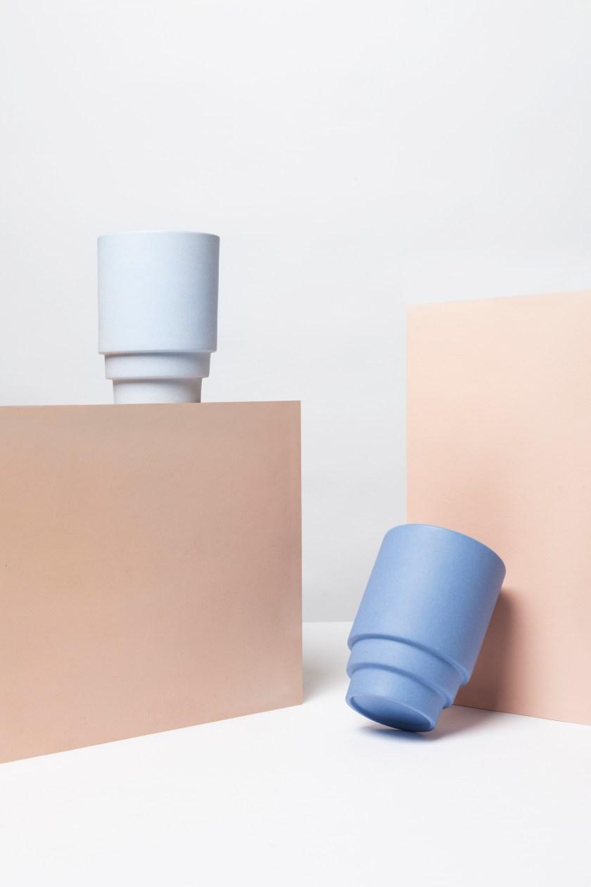 Monday Cups - ceramics by Studio Lilesadi