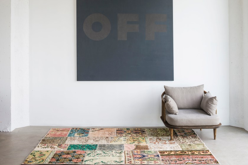 contemporary Scandinavian rugs from Woven