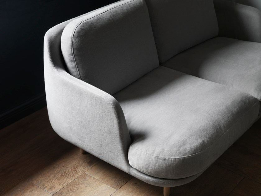 On my radar: 5 furniture finds for April - Lune sofa by Jaime Hayon for Fritz Hansen - minimal design - contemporary furniture