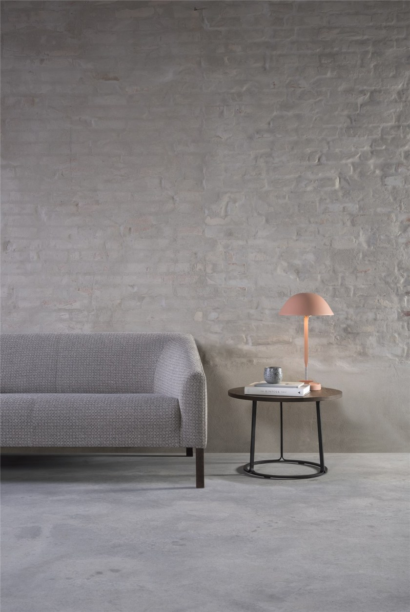 Barstool and side tables by Aurélien Barbry for Fredericia
