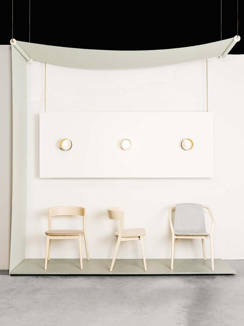 Introducing Australian design brand SP01 - minimal design - contemporary furniture - wooden dining chair