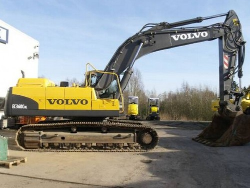 Volvo Ec C Nl Excavator Service Repair Manual on Ford F Triton Manual Ebook Of New Dealership In