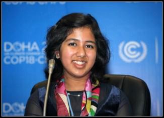 Kekashan Basu, speaking out for gender equality