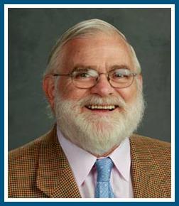 Rev. Frank Hall, taken by David Emberling