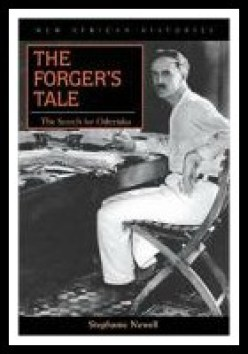 The Forger's Tale by Stephanie Newell
