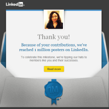 Why LinkedIn Rocks