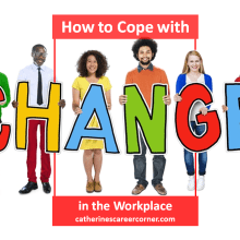 How to Cope with Change at Work