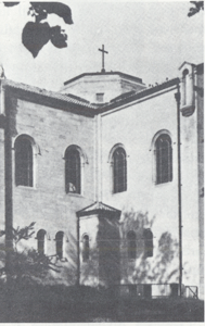 Memorial Church of St. Rose in St. Charles.