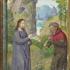 Simon Bening: The Temptation of Christ