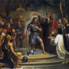 The Baptism of King Clovis by St. Remigius