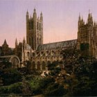 Canterbury Cathedral ca. 1900