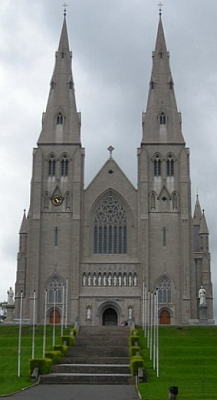 [Saint Patrick's Cathedral, Archdiocese of Armagh, Ireland]
