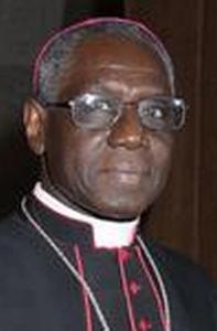 [Cardinal Robert Sarah]