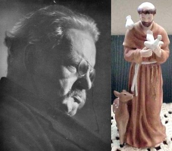 G. K. Chesterton and Saint Francis of Assisi