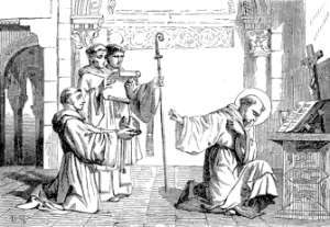 [Pictorial Lives of the Saints: Saint Aelred, Abbot]