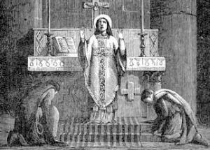 [Saint Nicholas of Tolentino]