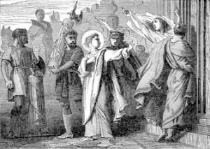 Saint Symphorian, Martyr